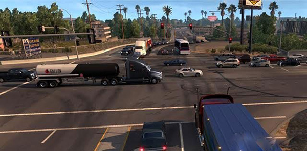 DPs Realistic Traffic v 0.2.1