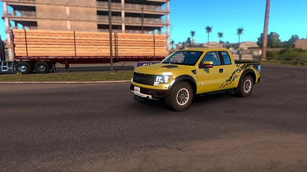 Ford F150 SVT Raptor 1.6