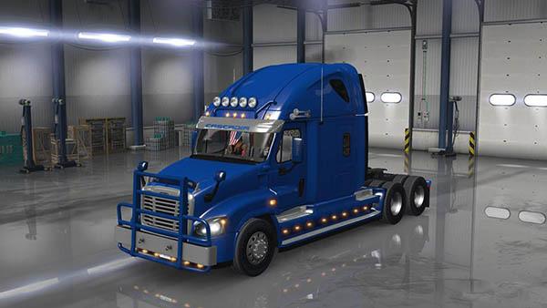 Freightliner Cascadia v 2.1.3