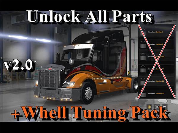 Unlock All Parts v2.0